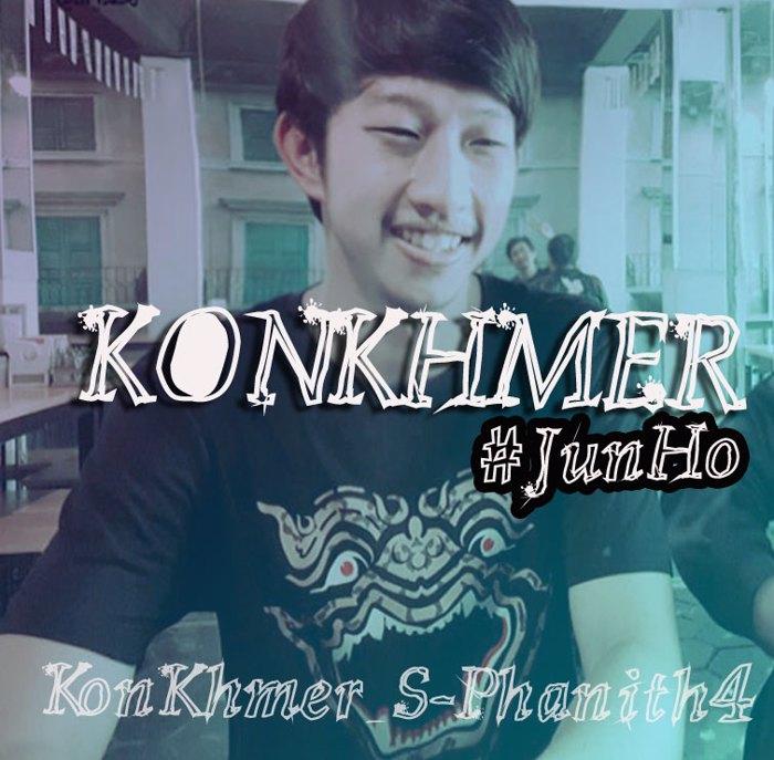 KonKhmer_S-Phanith4 Font poster