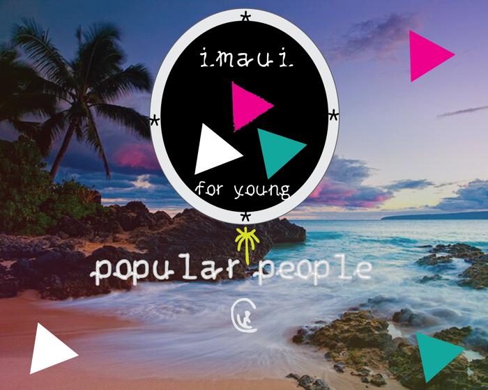 imaui Font poster