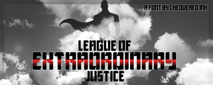 League of Extraordinary Justice poster