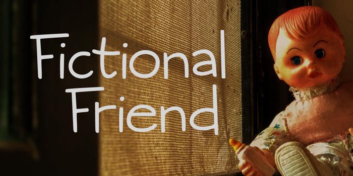 Fictional Friend DEMO Font