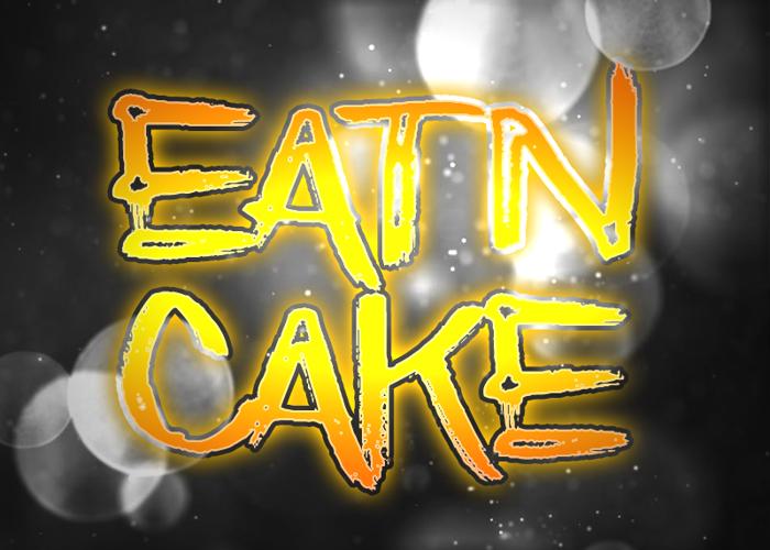 Eatn Cake Font poster