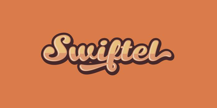 Swiftel Base DEMO Font poster