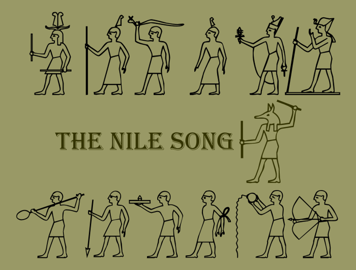 The Nile Song poster