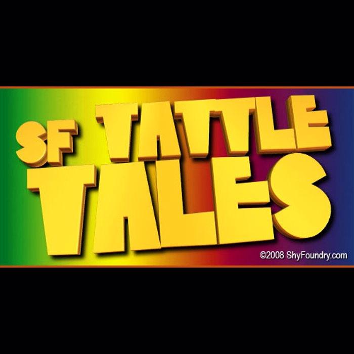 SF Tattle Tales Font poster