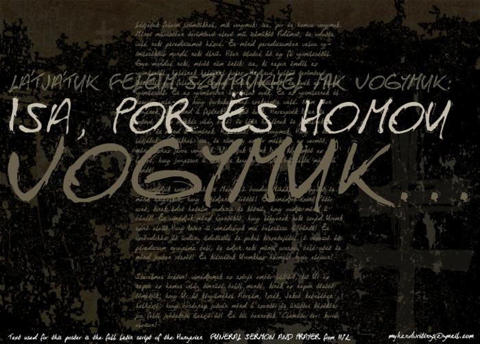 Isa Por Es Homou Font