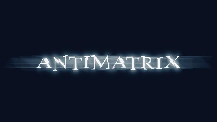 antimatrix poster