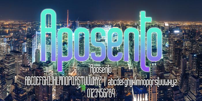 Aposento Font poster