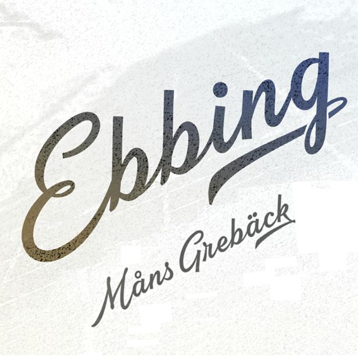 Ebbing Font poster