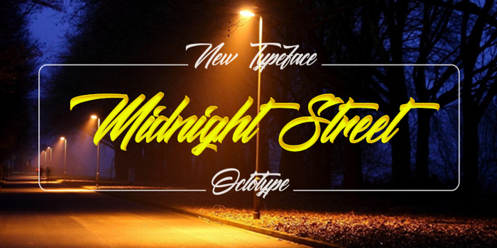 Midnight Street  poster