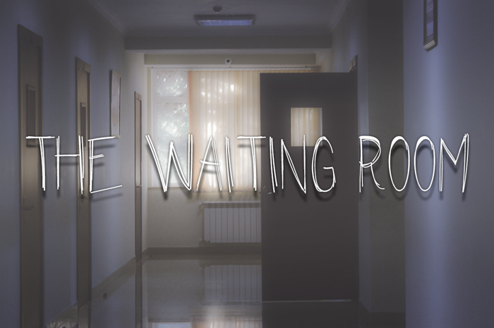 The Waiting Room Font poster