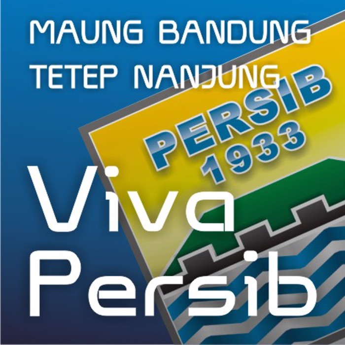 Viva Persib Font poster
