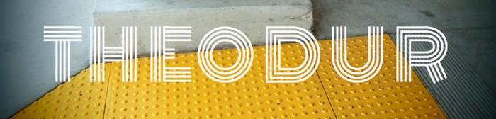 Monoton Font poster