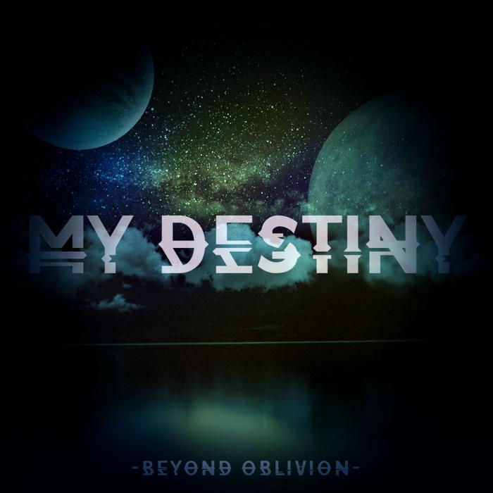 Beyond Oblivion Font poster