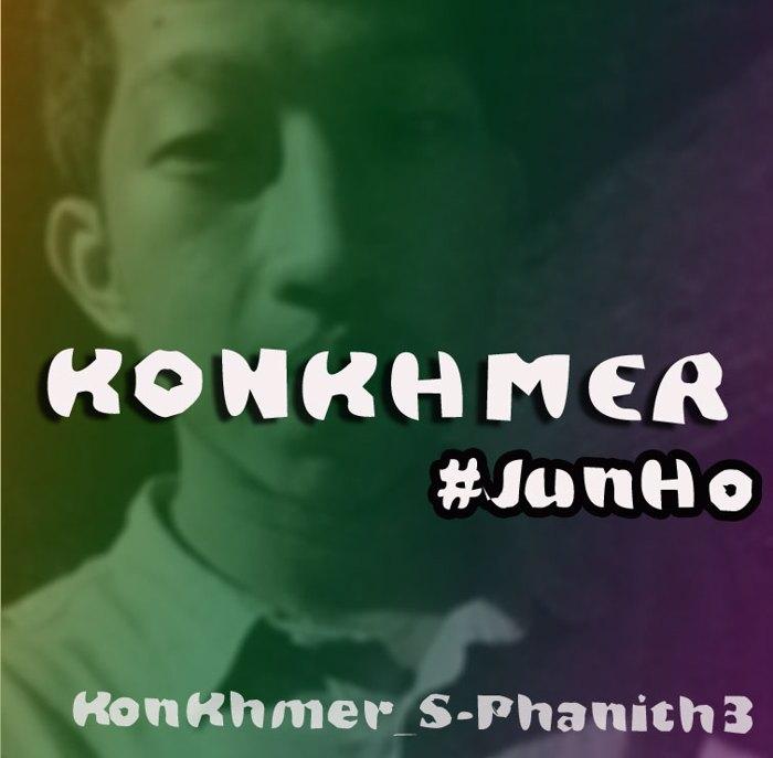 KonKhmer_S-Phanith3 Font poster
