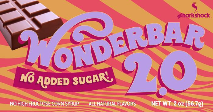 Wonderbar 2.0 Font poster