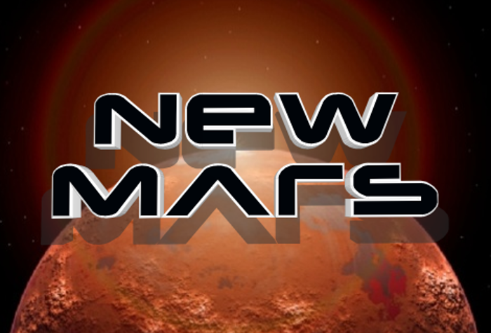 New Mars poster