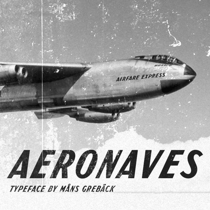 Aeronaves poster