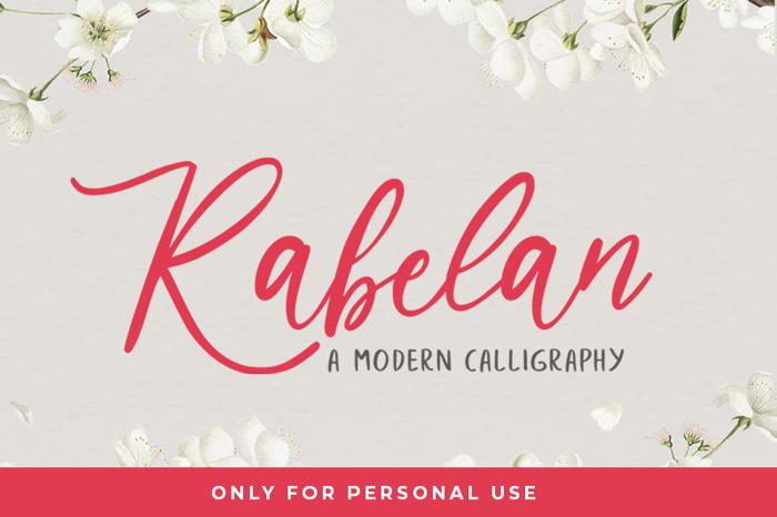 Rabelan Font