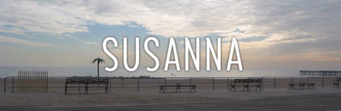 Susanna Font poster