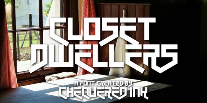 Closet Dwellers poster