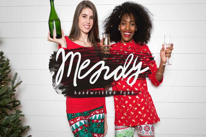 Mendy Font poster