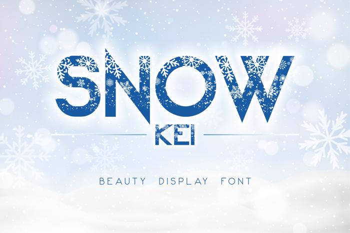 Snow Kei poster
