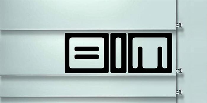 Bim Font poster