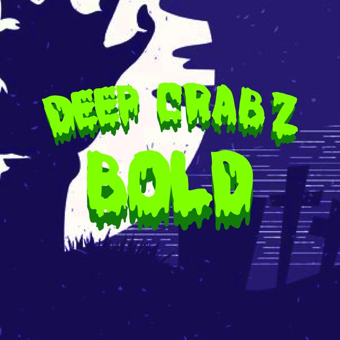Deep Crabz Font poster