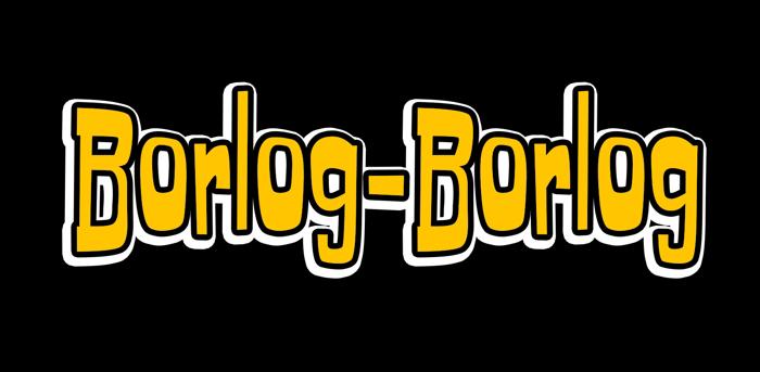 Borlog-Borlog Font poster