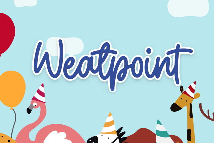 Weatpoint poster