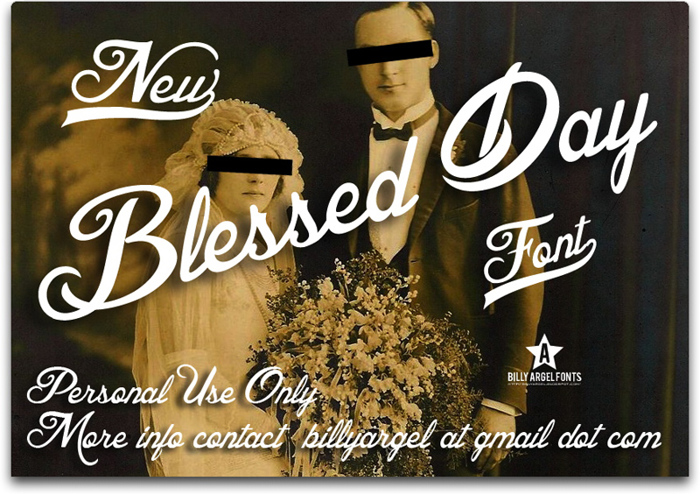 Blessed Day poster