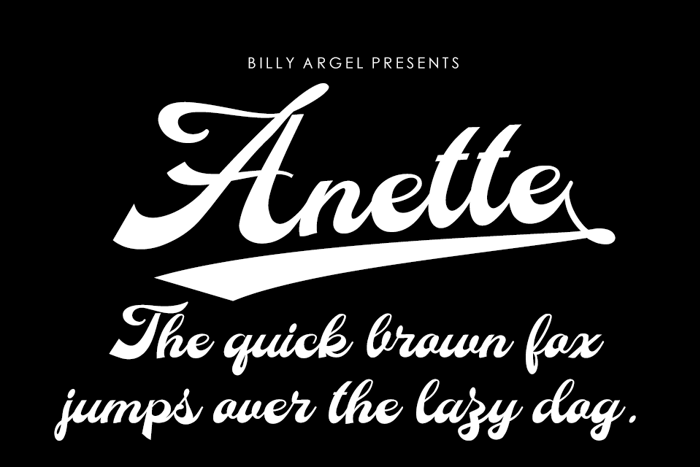 Anette Font poster