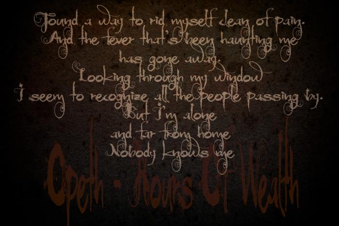 Moonlight Shadow Font poster
