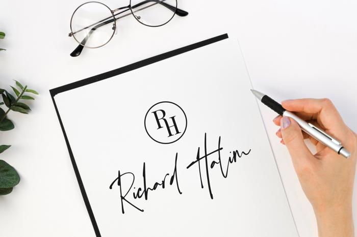 Handsetting Font