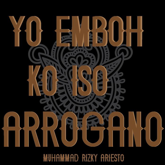 ARROGANO Font
