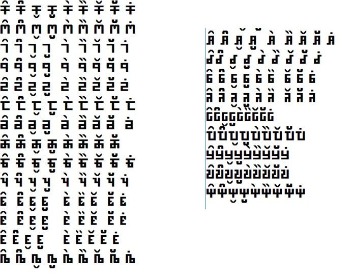 MITHILL HINDI Font poster