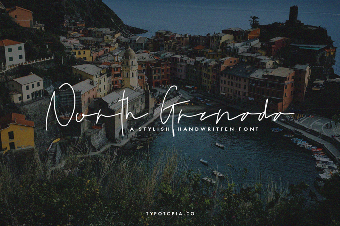 North Grenada Font