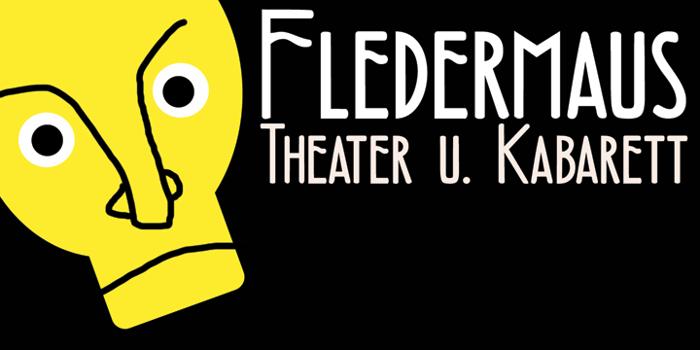 DK Fledermaus Font poster