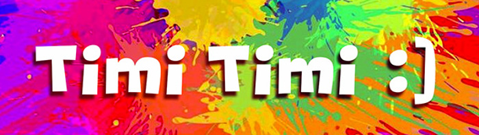 Timi Timi Font poster