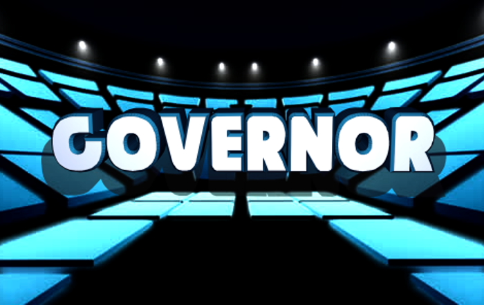 Governor Font poster
