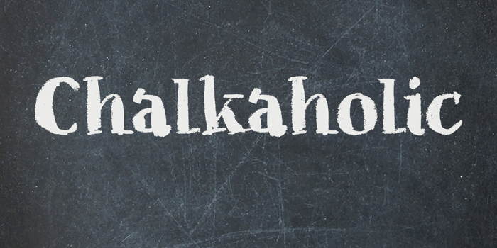 Chalkaholic DEMO Font