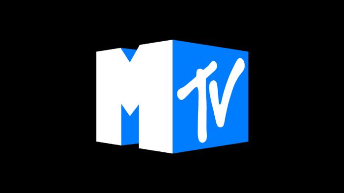 MTV Font poster