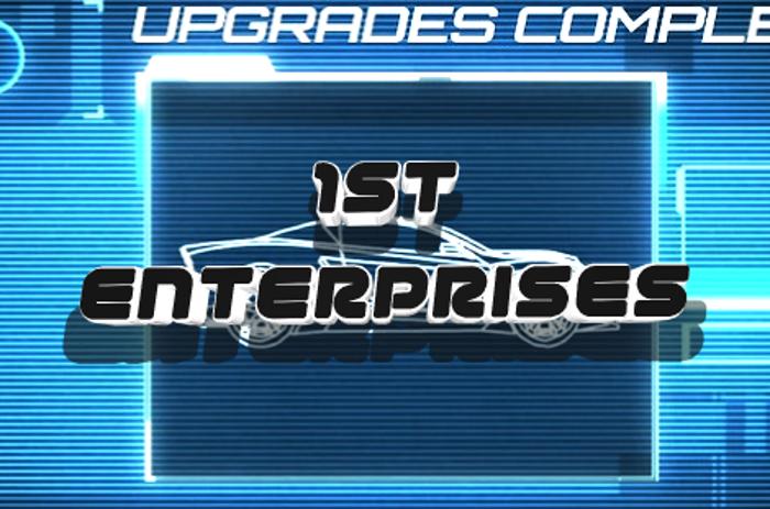 1st Enterprises Font