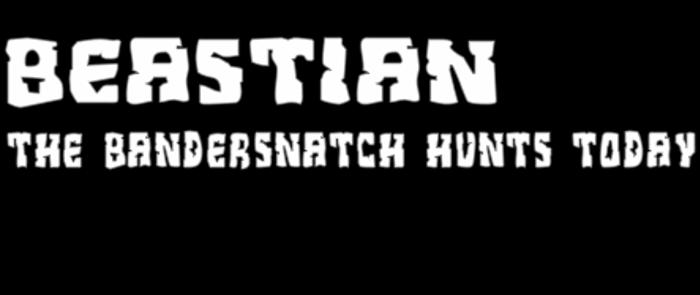 Beastian Font poster