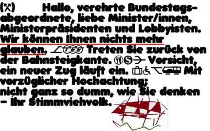 FolksXX Font poster