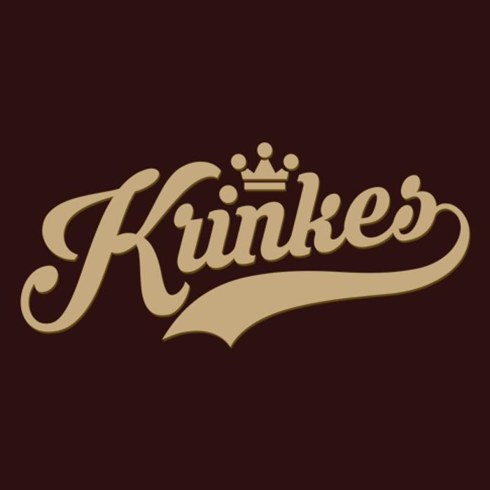 Krinkes Font poster