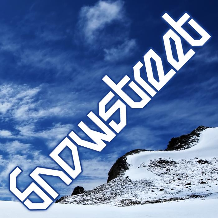 Snowstreet Font poster
