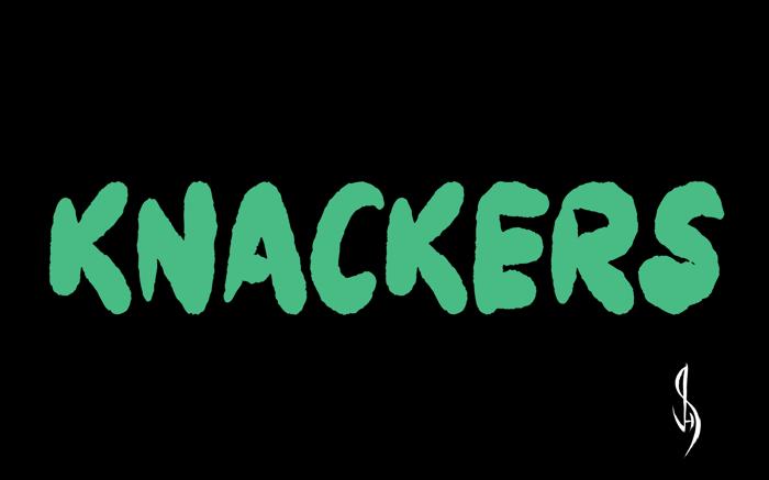 Knackers Font