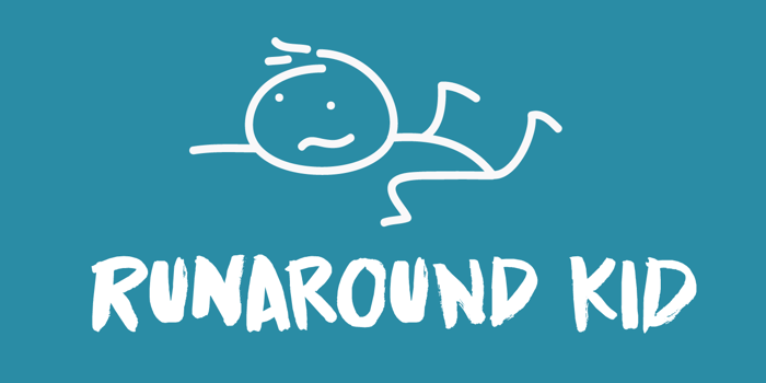 Runaround Kid DEMO Font
