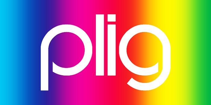 Plig nova Font poster